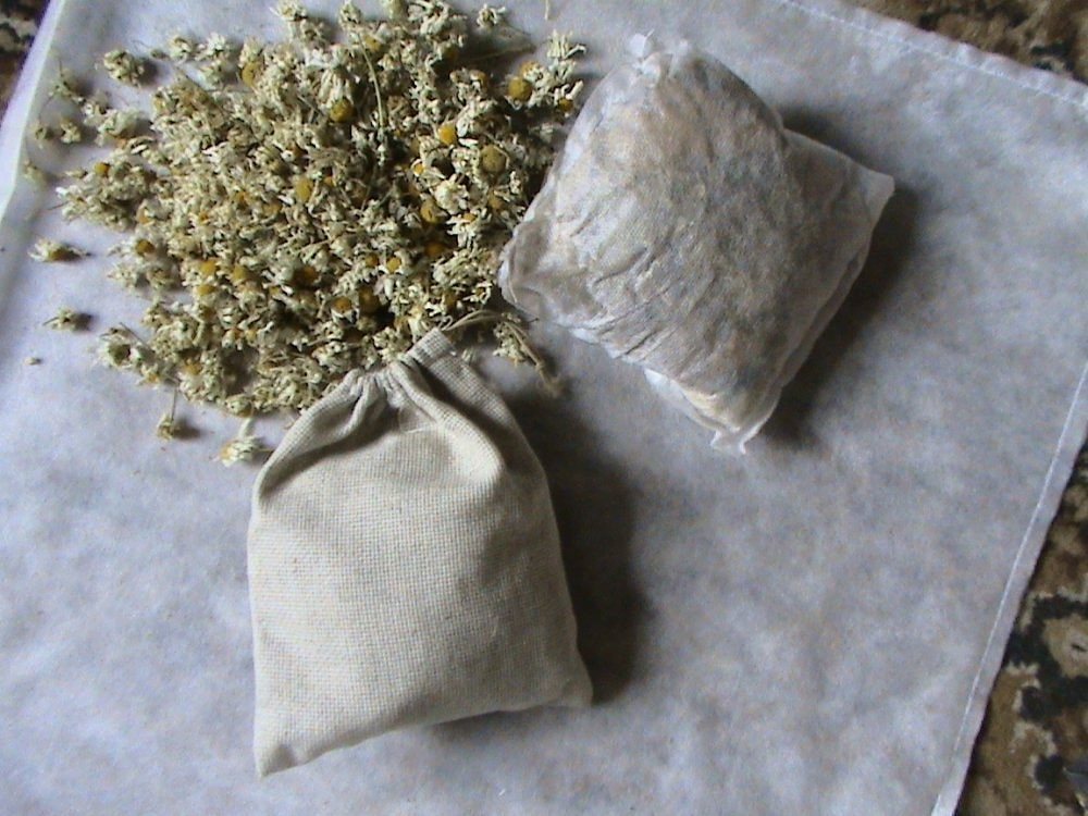 Мешочек для трав